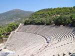 Epidavros Argolis - Peloponessos Foto 26 - Foto van De Griekse Gids