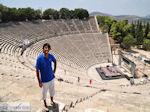 Epidavros Argolis - Peloponessos Foto 29 - Foto van De Griekse Gids
