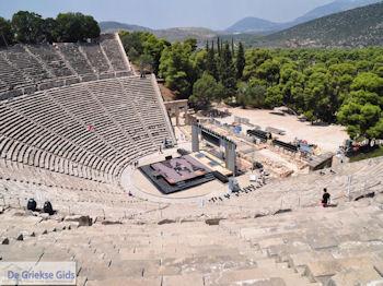 Epidavros Argolis - Peloponessos Foto 16 - Foto GriechenlandWeb.de