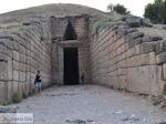 Schatkamer Atreus in Mycene Argolis - Foto van De Griekse Gids