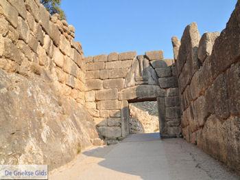 Leeuwenpoort Mycene Argolis foto 3 - Foto von GriechenlandWeb.de