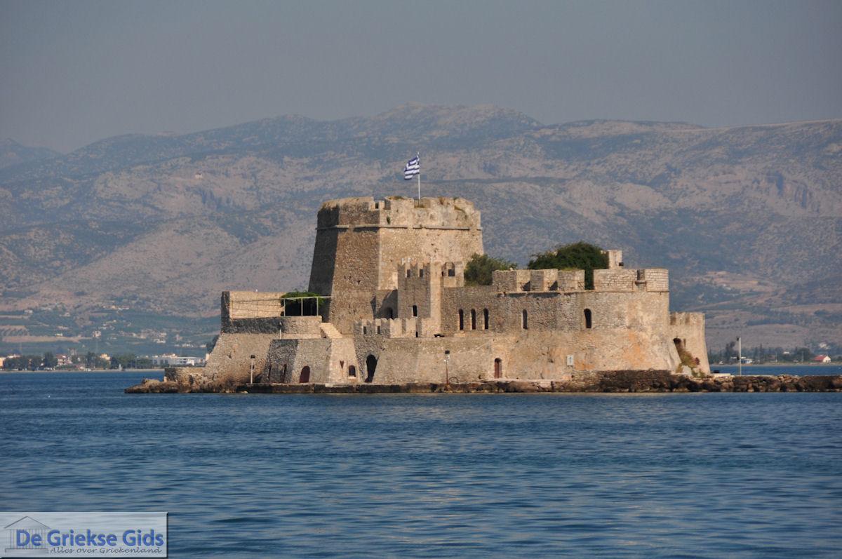 foto Bourtzi Nafplion - Argolis - Peloponessos - Foto 2