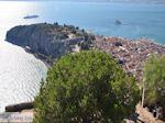 Nafplion vanaf het kasteel van Palamidi foto 1 - Foto van De Griekse Gids