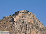 Kasteel Palamidi vanaf Nafplion gezien foto 2 - Foto van De Griekse Gids