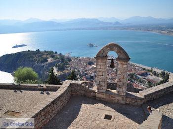 Palamidi Nafplion - Argolis - Peloponessos - Foto 34 - Foto van De Griekse Gids