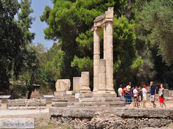 Olympia (Elia) Griechenland - GriechenlandWeb.de - Foto 35 - Foto von GriechenlandWeb.de