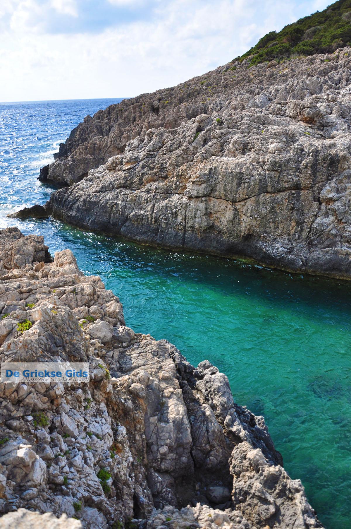 foto Bij Gialova en Voidokilia | Messinia Peloponessos | Foto 43