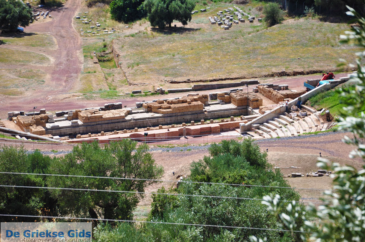 foto Oud-Messini Ithomi   Messinia Peloponessos   Foto 7