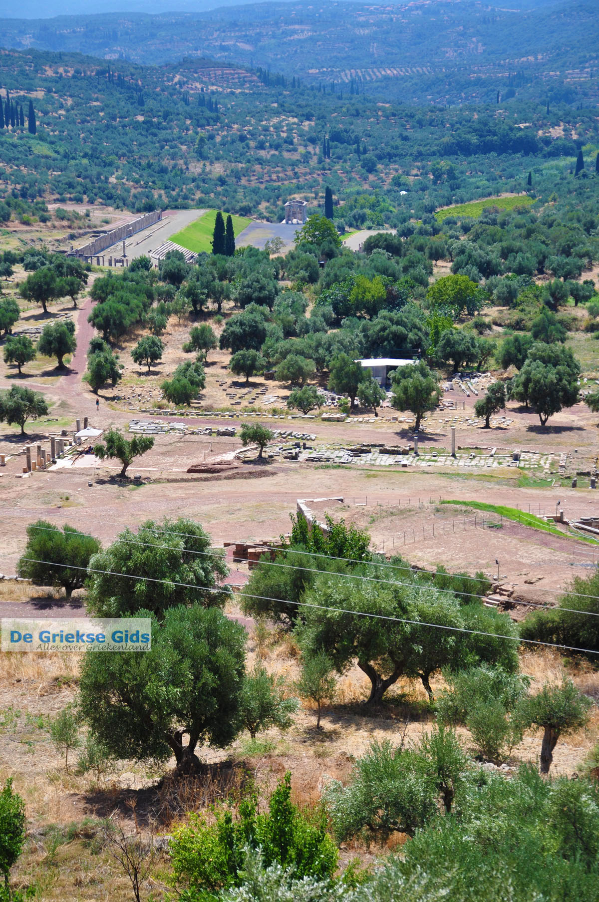 foto Oud-Messini Ithomi   Messinia Peloponessos   Foto 12