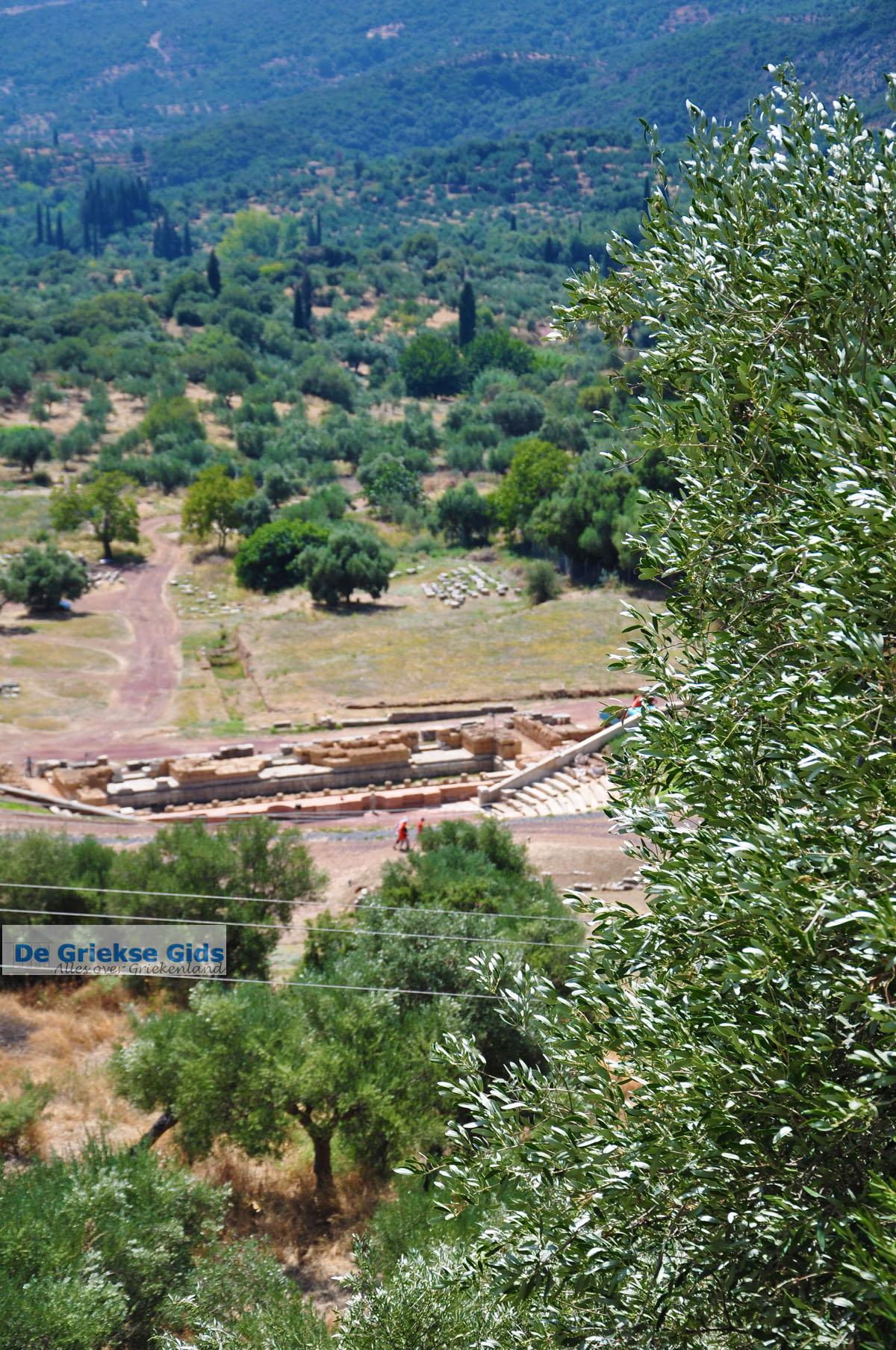 foto Oud-Messini Ithomi   Messinia Peloponessos   Foto 14