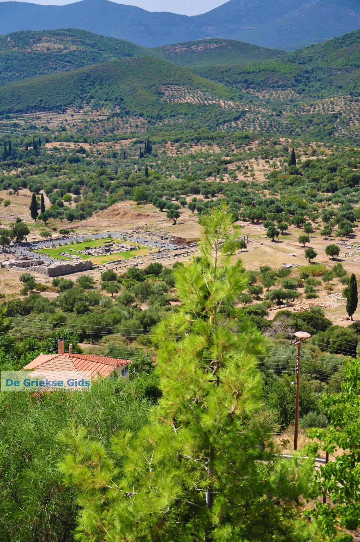 foto Oud-Messini Ithomi   Messinia Peloponessos   Foto 24