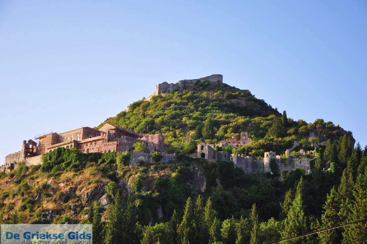 foto Mystras (Mistras)   Lakonia Peloponessos   De Griekse Gids 3