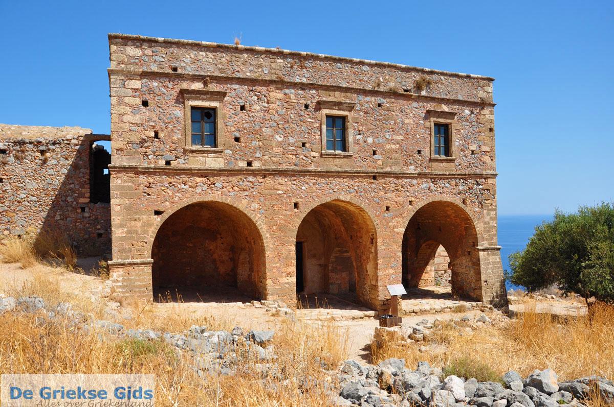 foto Monemvasia (Monemvassia)   Lakonia Peloponessos   De Griekse Gids 84