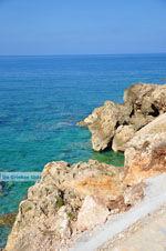 Strand Stomio bij Filiatra en Kyparissia | Messinia Peloponessos 6 - Foto van De Griekse Gids