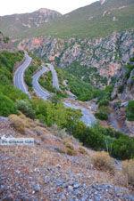 Onderweg van Kalamata naar Sparti (Sparta)   Taygetos Peloponessos 2 - Foto van De Griekse Gids