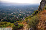 Vlakte bij Sparta vanaf Mystras (Mistras) gezien | Lakonia Peloponessos 2 - Foto van De Griekse Gids