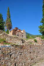 Mystras (Mistras) | Lakonia Peloponessos | De Griekse Gids 98 - Foto van De Griekse Gids