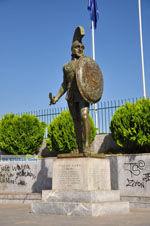 Leonidas van Sparta (Sparti) | Lakonia Peloponessos | 2 - Foto GriechenlandWeb.de