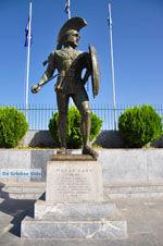 Leonidas van Sparta (Sparti) | Lakonia Peloponessos | 3 - Foto van De Griekse Gids