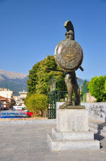 Leonidas van Sparta (Sparti) | Lakonia Peloponessos | 5 - Foto van De Griekse Gids