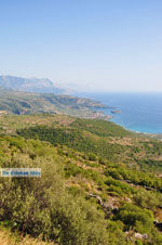 Foto westkust Mani | Messinia Peloponessos | 6 - Foto van De Griekse Gids