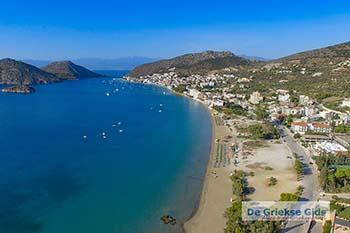 Luchtfoto van Tolo in Argolis Peloponnesos nr4 - Foto van De Griekse Gids