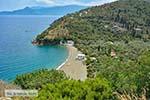 Thiopafto beach bij Sampatiki Arkadia Peloponnesos - Griekse Gids - Foto van De Griekse Gids