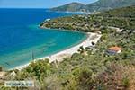 Tigani bij Tyros met in de verte Paralia Arkadia Peloponnesos - Griekse Gids - Foto van De Griekse Gids