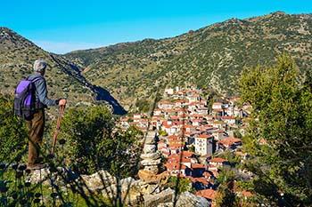 Dimitsana Arkadia - Peloponnesos - foto Menalon Trail 1 - Foto van Menalon Trail