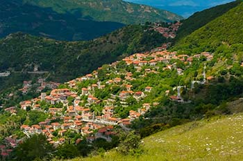 Lagadia Arkadia - Peloponnesos - foto Menalon Trail 3 - Foto van Menalon Trail