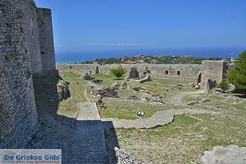 Kastro Chlemoutsi Elia - Peloponnesos foto 5 - Foto van De Griekse Gids