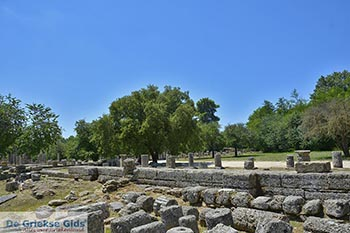 Antiek Olympia - Elia foto 3 - Foto van https://www.grieksegids.nl/fotos/peloponnesos/elia/olympia/350pix/olympia-elia-003.jpg