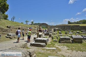 Antiek Olympia - Elia foto 5 - Foto van https://www.grieksegids.nl/fotos/peloponnesos/elia/olympia/350pix/olympia-elia-005.jpg