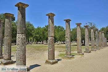 Antiek Olympia - Elia foto 6 - Foto van https://www.grieksegids.nl/fotos/peloponnesos/elia/olympia/350pix/olympia-elia-006.jpg