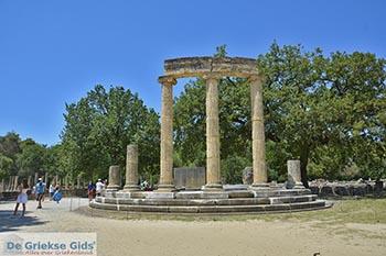 Antiek Olympia - Elia foto 7 - Foto van https://www.grieksegids.nl/fotos/peloponnesos/elia/olympia/350pix/olympia-elia-007.jpg