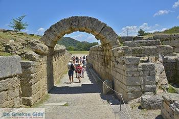 Antiek Olympia - Elia foto 8 - Foto van https://www.grieksegids.nl/fotos/peloponnesos/elia/olympia/350pix/olympia-elia-008.jpg