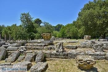 Antiek Olympia - Elia foto 9 - Foto van https://www.grieksegids.nl/fotos/peloponnesos/elia/olympia/350pix/olympia-elia-009.jpg