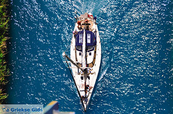 Kanaal Korinthe - Peloponnesos De Griekse Gids foto 3 - Foto van De Griekse Gids