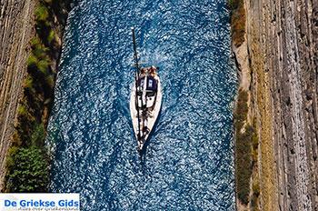 Kanaal Korinthe - Peloponnesos De Griekse Gids foto 4 - Foto van De Griekse Gids