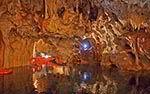 Diros Grotten Mani - Lakonia Peloponnesos foto 11 - Foto van diros-caves.gr
