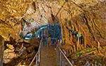 Diros Grotten Mani - Lakonia Peloponnesos foto 12 - Foto van diros-caves.gr