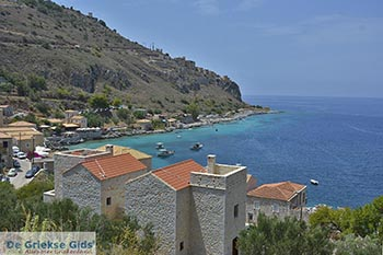 Limeni Mani - Lakonia Peloponnesos foto 8 - Foto van De Griekse Gids