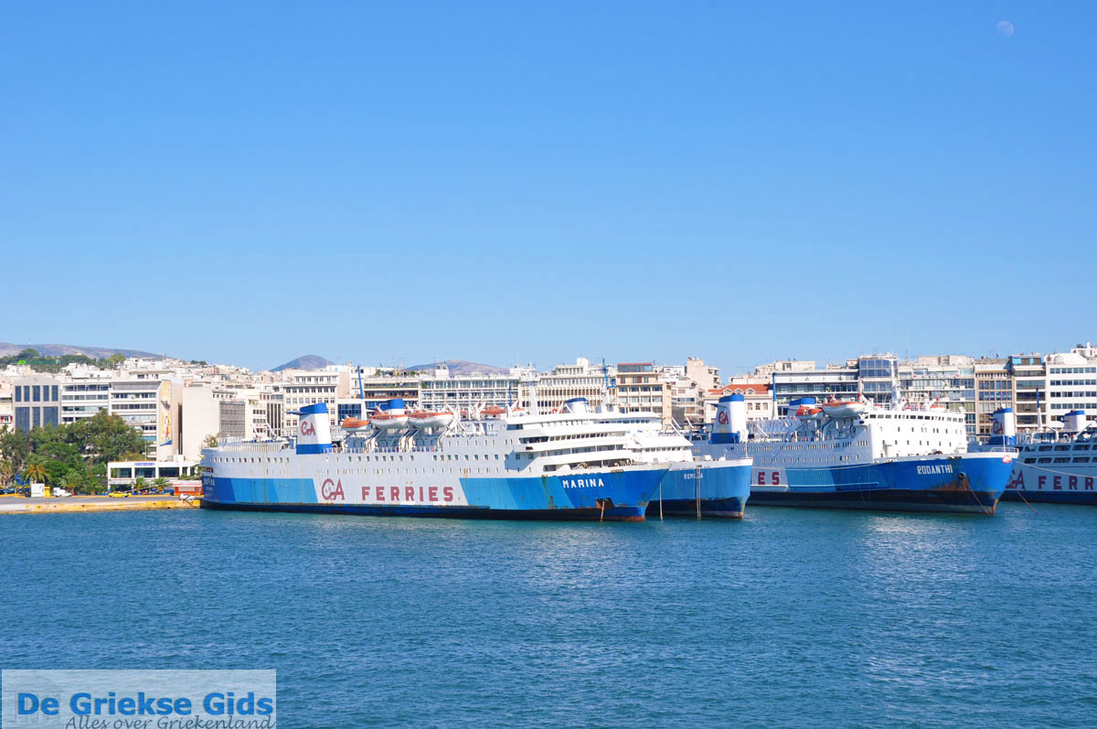 foto Haven Piraeus | Attica Griekenland | De Griekse Gids 14