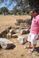 Poseidon heiligdom Poros | Saronische eilanden | De Griekse Gids Foto 236 - Foto van De Griekse Gids