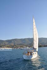 Zeilen Poros | Saronische eilanden | De Griekse Gids Foto 334 - Foto van De Griekse Gids