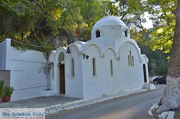 Zoodochou Pigis klooster Poros (Saronische eilanden) nr4 - Foto van De Griekse Gids