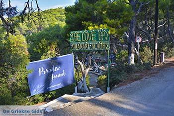 Love Bay op Poros (Saronische eilanden) nr9 - Foto van De Griekse Gids