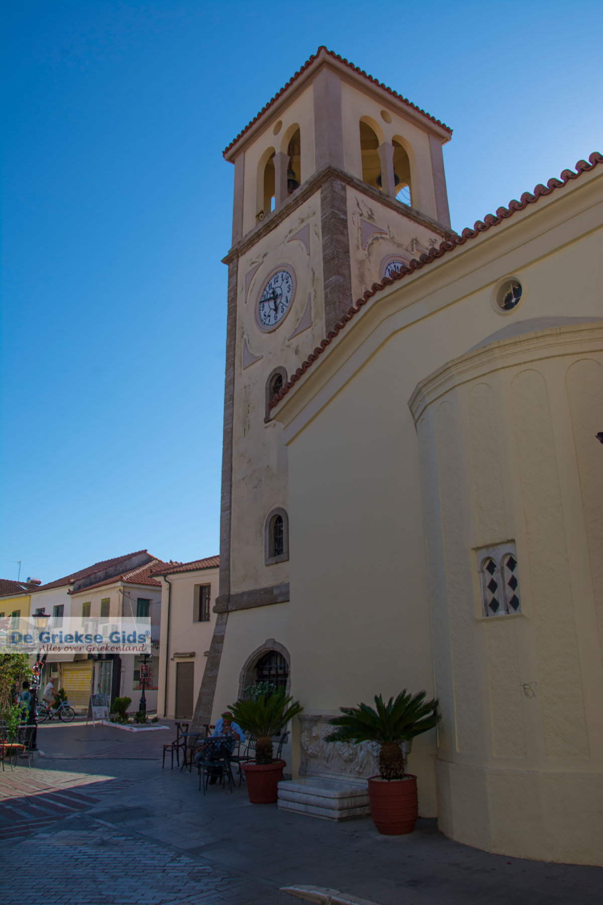 foto Preveza stad - Epirus Griekenland -  Foto 7