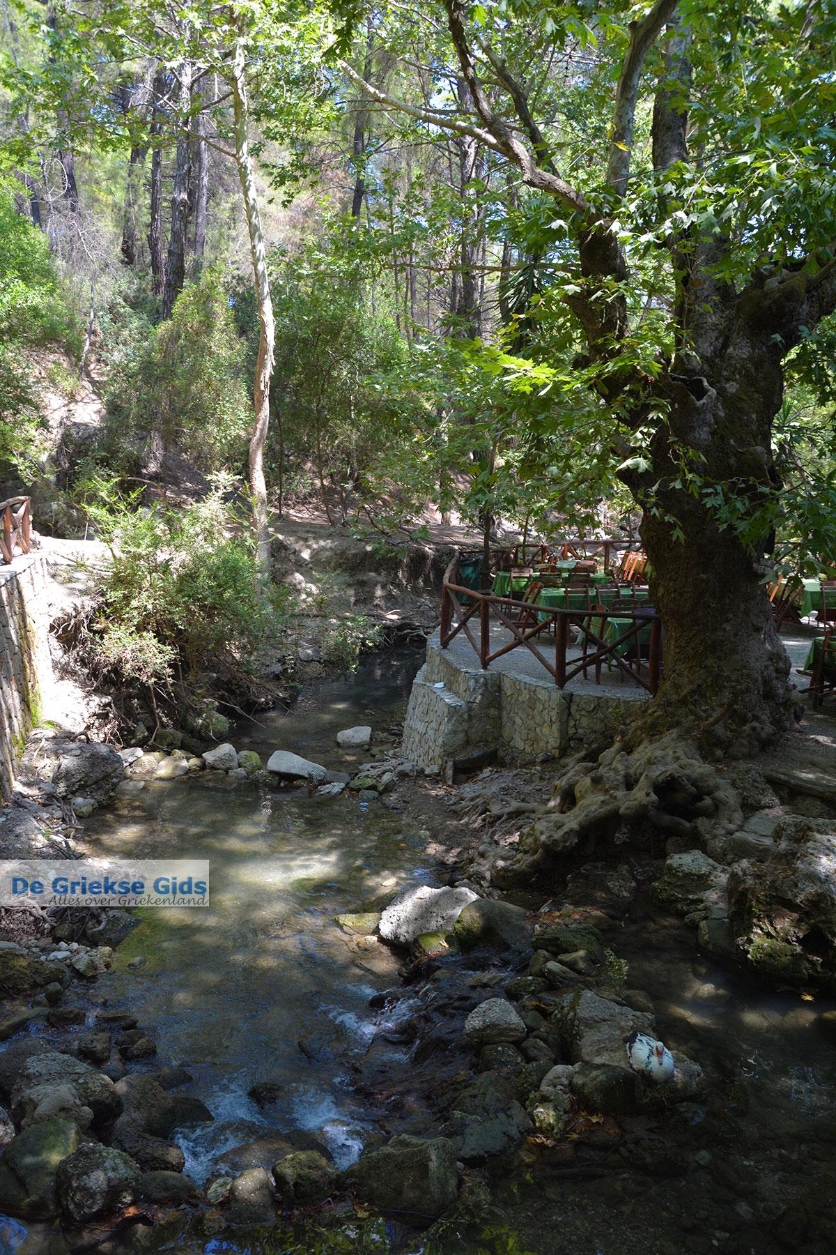 foto Epta Piges - Zeven bronnen Rhodos - Rhodos Dodecanese - Foto 150
