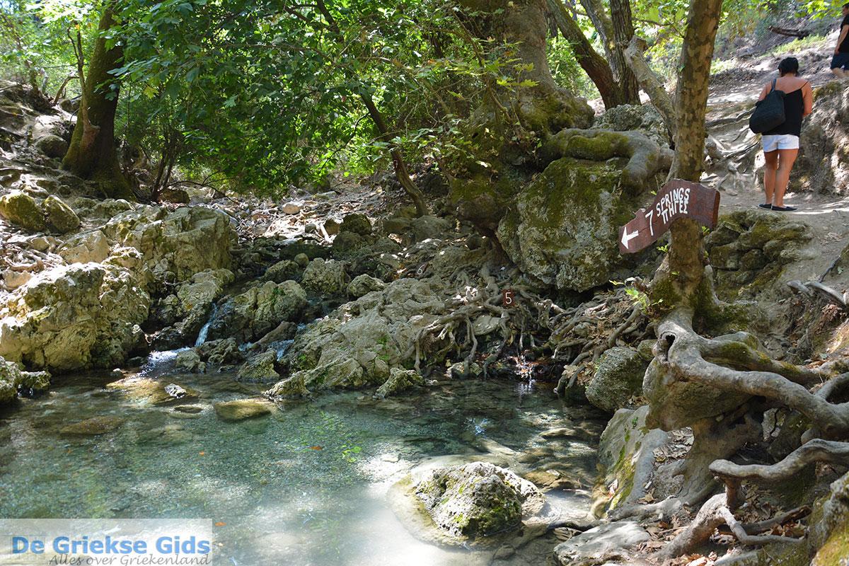 foto Epta Piges - Zeven bronnen Rhodos - Rhodos Dodecanese - Foto 161